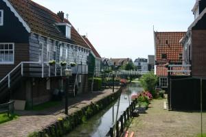 Marken, voormalig eiland in de Zuiderzee! (foto: 2007)