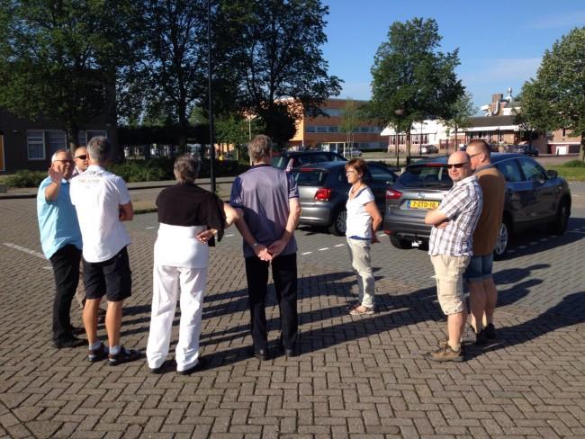 Op naar Nijmegen