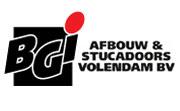 BGI Afbouw & Stucadoors Volendam BV