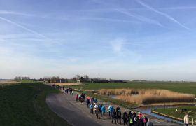Rinus Laan wandeling 6 april 2019