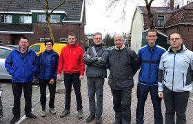 2 December 2018: verenigingstocht 'Rond de Zaan'